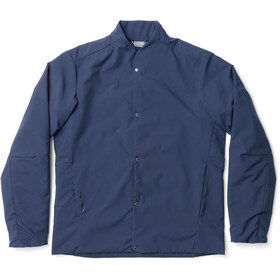 Houdini Enfold Jacket Men, bucket blue